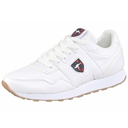 Retro Run white
